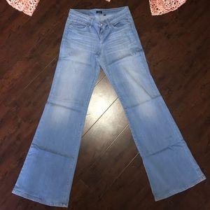 Bebe Bell Bottom Jeans!